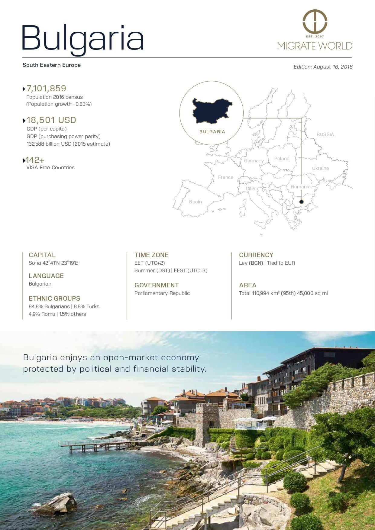 Bulgaria Program Brochure