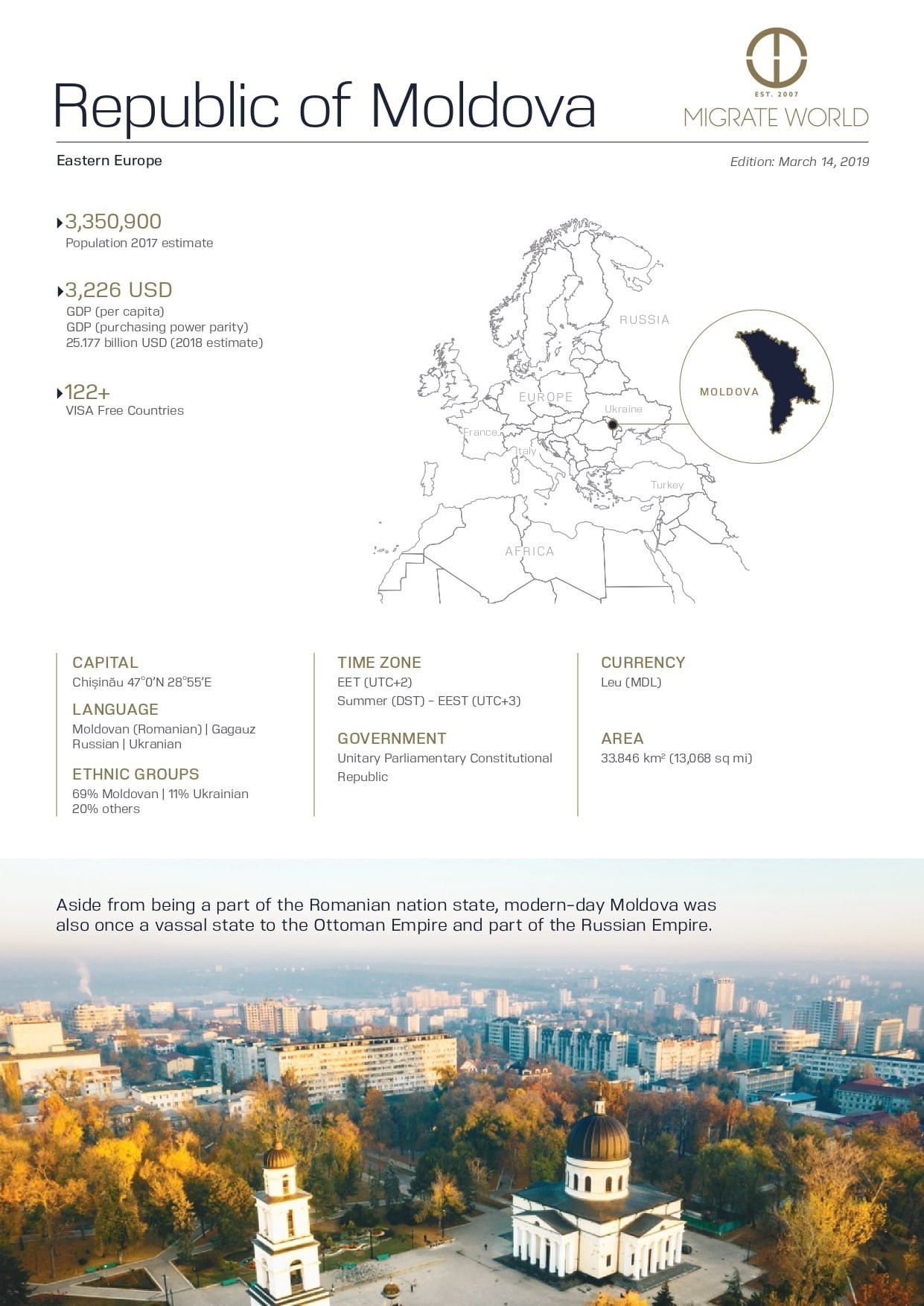 Moldova Program Brochure