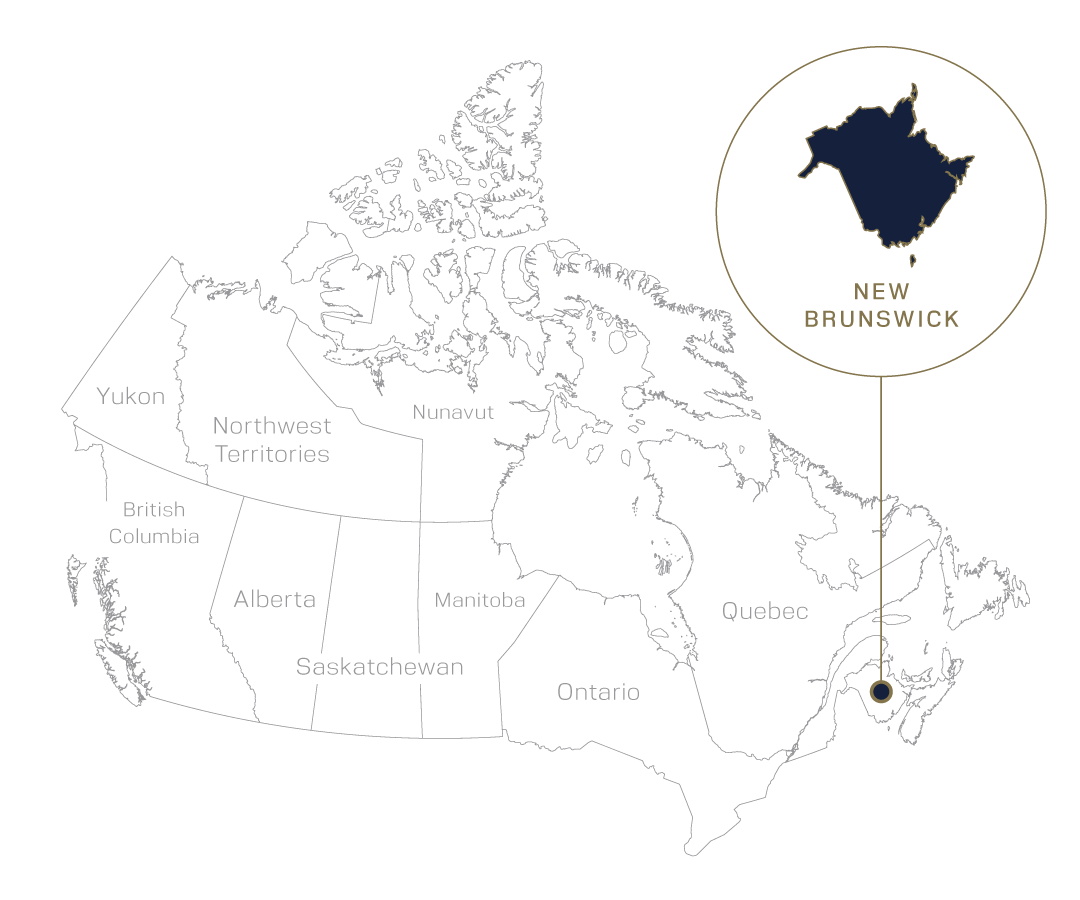 New Brunswick General Information