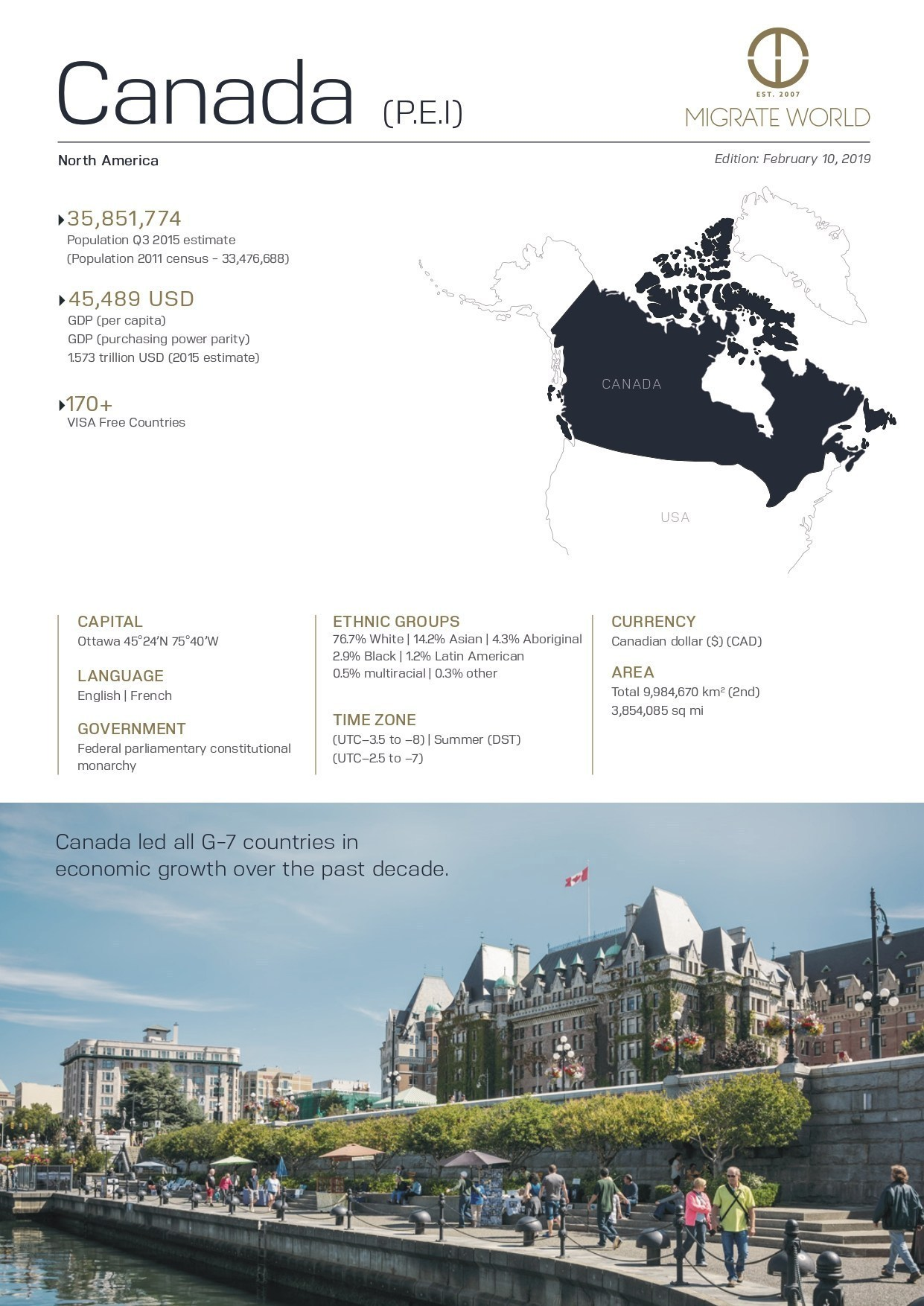 Prince Edward Island Program Brochure
